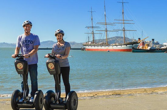 San Francisco Golden Gate Park Private Sightseeing Segway Tour