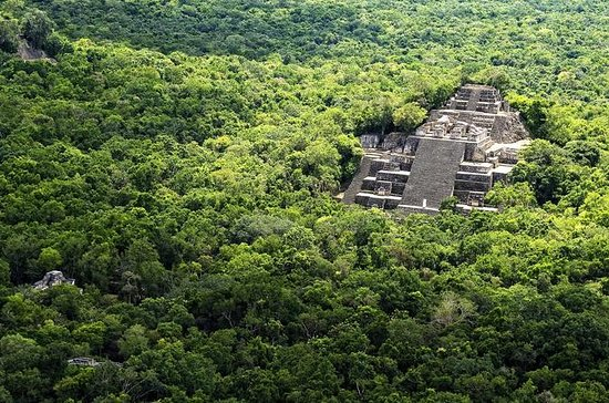 Archaelogical Site of Calakmul and...