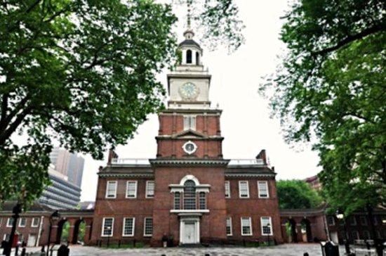 Old City Walking Tour in Philadelphia