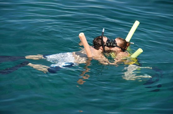 Glass Bottom Boat and Snorkeling...