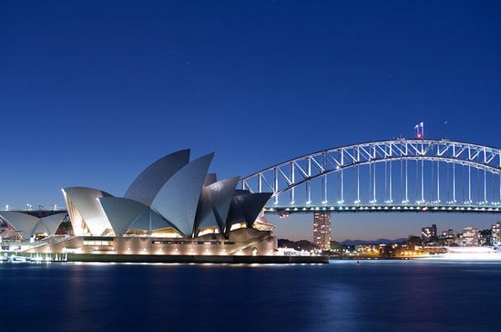 Sydney Self-Guided Audio Tour