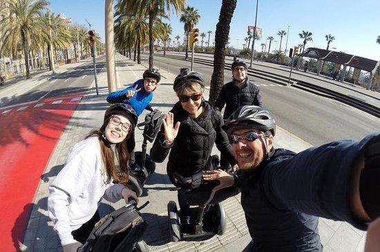 Barcelona 3-Hour Segway Tour