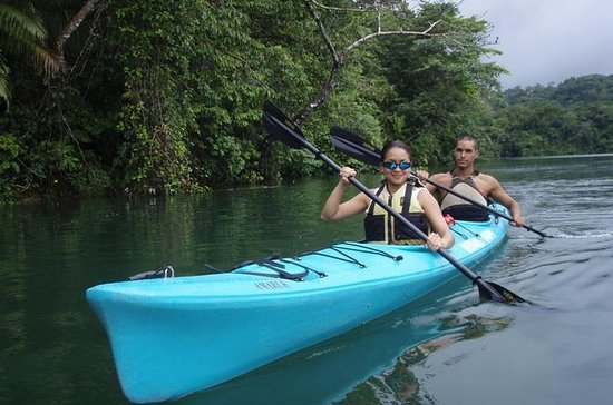 Chagres River Kayak Expedition From...