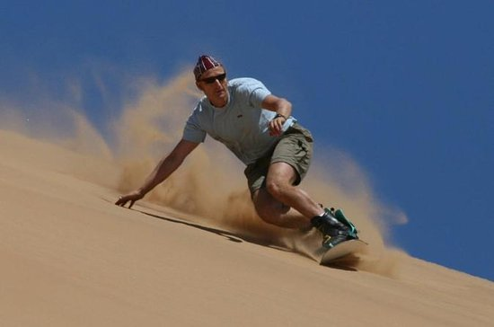 Sandboarding and Quad Biking Tour ...