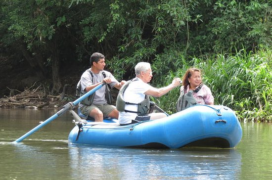 Safari Float Adventure de La Fortuna