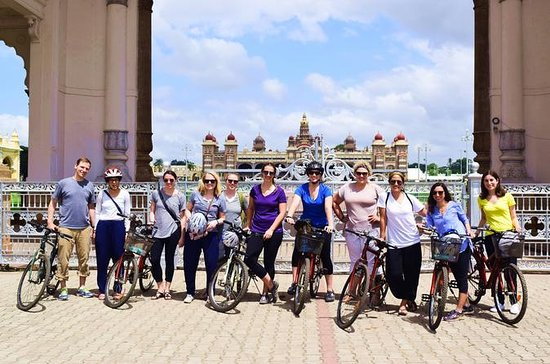 Half-Day Vintage Mysore Cycle Tour