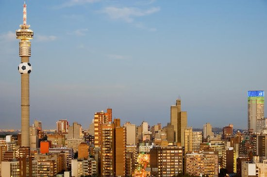 Johannesburg Highlights: Guided Day...