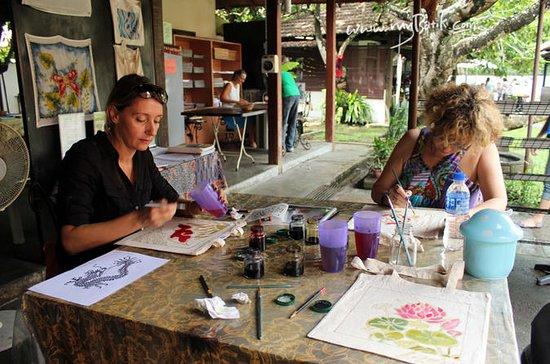 Batik Bag Workshop in Kuala Lumpur