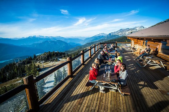 Whistler Blackcomb Salmon Bake Dinner...