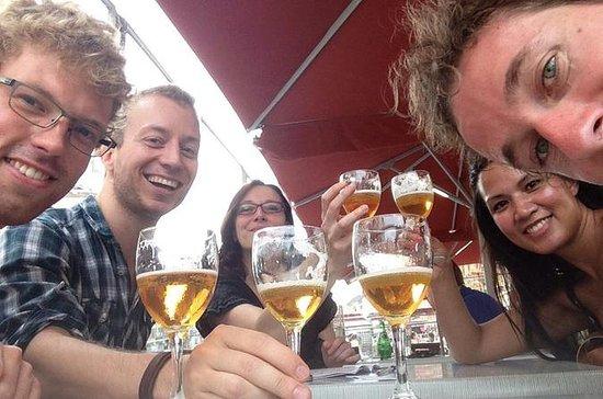 リールのトレジャーハントとビールテイスティング