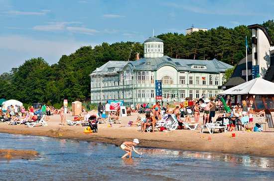 Half-Day Private Tour to Jurmala from...