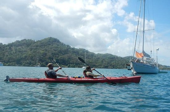 Portobelo Sea Kayaking and Snorkeling...