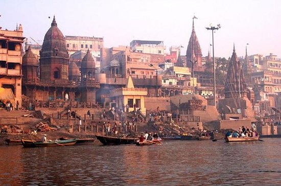 Full-Day Private Varanasi and Sarnath...