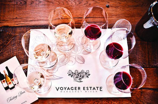 Wine Tasting and Lunch at Voyager