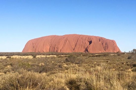 Highlights of Uluru Including Sunrise ...
