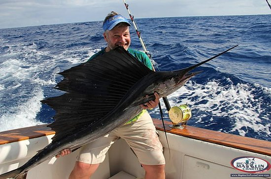プンタカナ半日深海釣りツアー