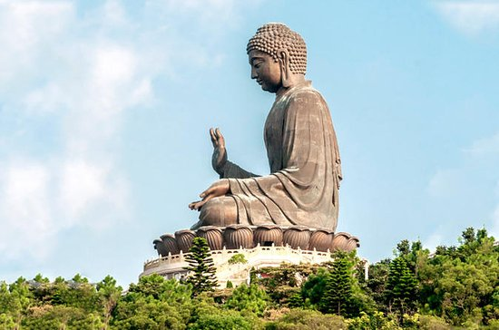 Lantau Island Tour: Cable Car, Giant...