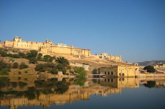 Full-Day Jaipur Tour including Amber