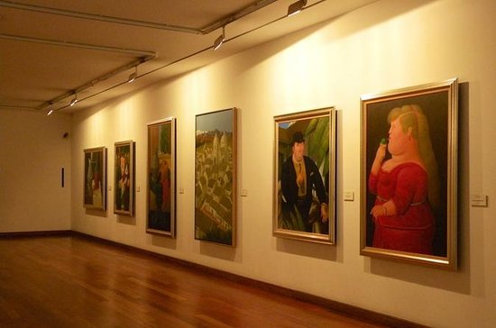 Private Botero Museum Guided Tour...