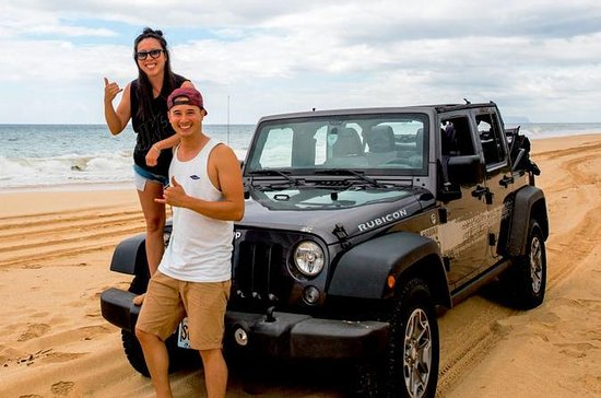 Oahu Safari Jeep Private 7-Hour Tour...