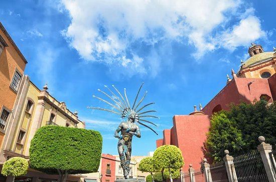 Mexico City to Queretaro Highlights Full-Day Guided Trip