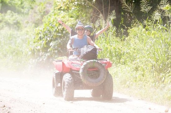 ATV Ride to Llano Grande Waterfalls