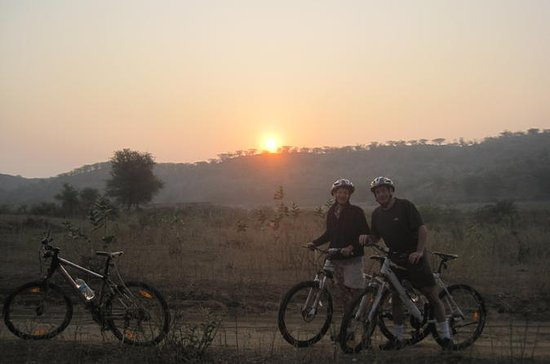 Private Tour: Cycling in Rajasthan's Villages with Lunch at the Grand...
