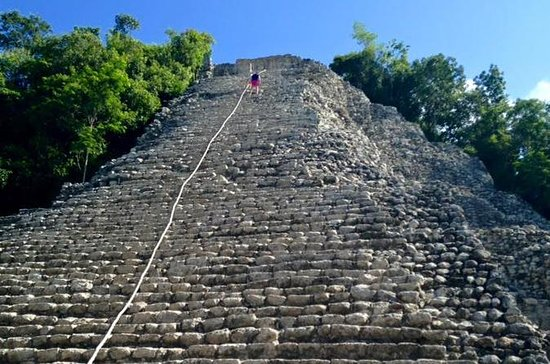 Coba Ruins and Punta Laguna Monkey...