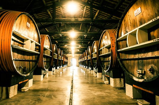Noilly Prat Vermouth Cellar Tour and...