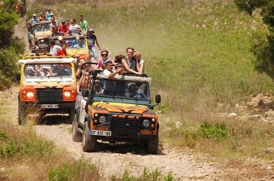 Jeep Safari autour de Didim avec...