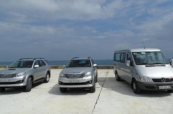 Private Departure Transfer: Hoi An Hotels to Da Nang Airport