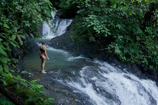 Jaco Rainforest Hiking and Waterfalls...