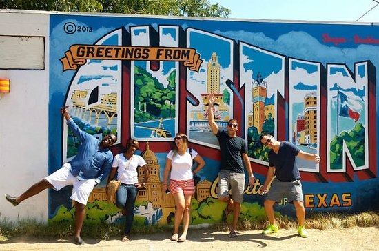 Austin 2-Hour Small-Group Tour with