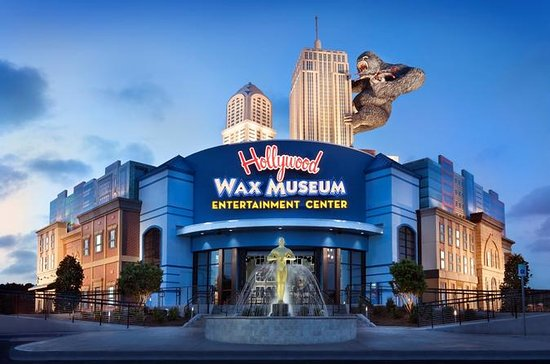 Toegang tot Hollywood Wax Museum ...