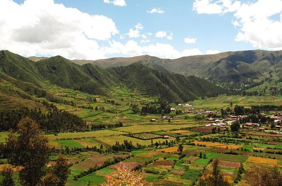 One-Way Shared Transfer from Sacred Valley Hotels to Ollantaytambo...