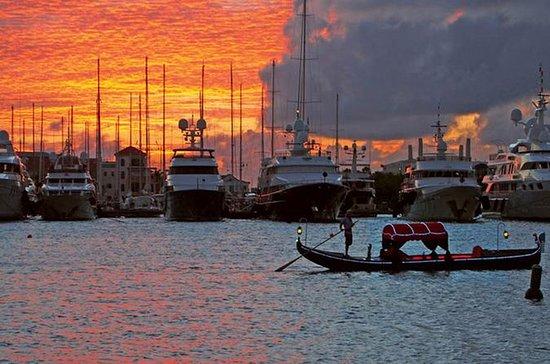 Tropical Gondola Cruise in St Maarten