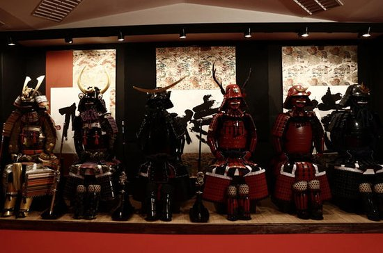Samurai Armor Dress Up Photo...
