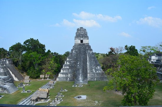 Tikal National Park Tour 's nachts ...