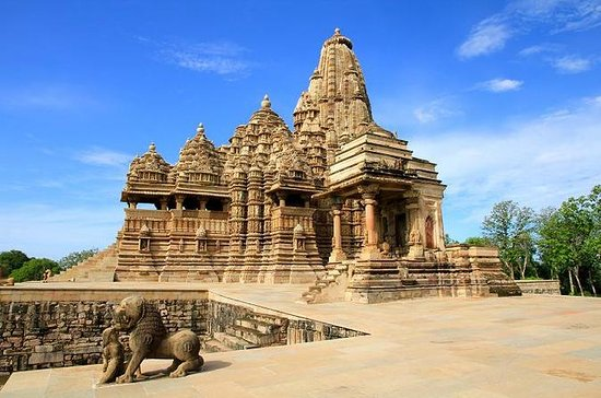 Private Full-Day Khajuraho Temples...
