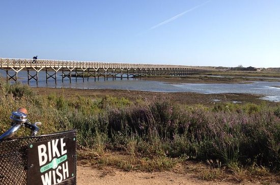 Bike Tour in Ria Formosa Natural Park