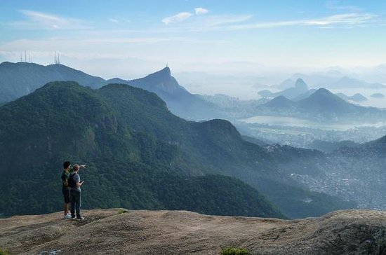 Full-Day Guided Hiking Tour: Gávea...