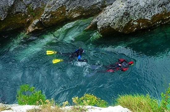 Soca River Snorkeling Activity from...