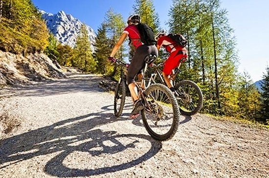 Cycling Strongholds in Julian Alps ...