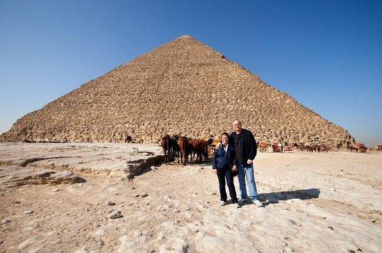 Excursão Terrestre: Cairo Day Tour De...