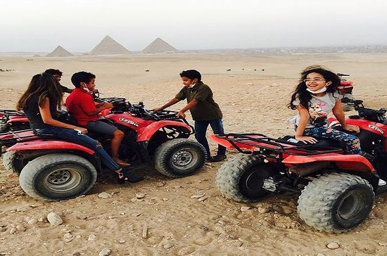 2- Hour Quad Bike Tour at Pyramids of...