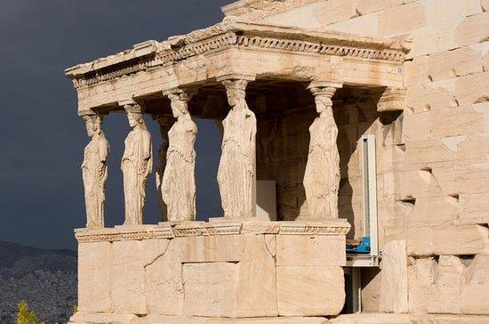 Un'intera giornata ad Atene, acropoli