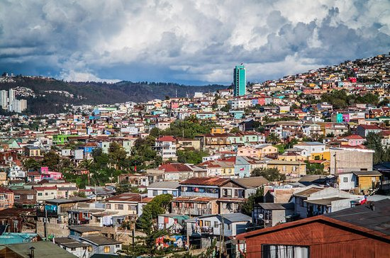 Small-Group Valparaiso and Wine Tour...