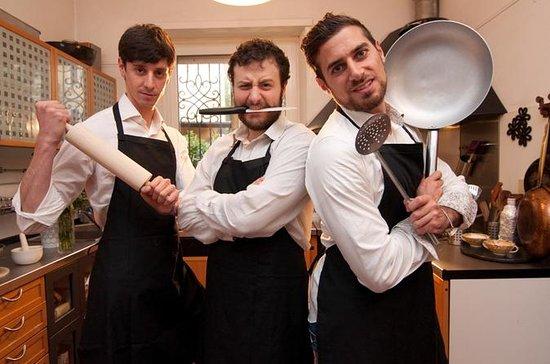 Kochkurse in Rom - Pasta Maker