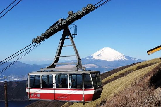Private Chartered Taxi Tour to Hakone ...