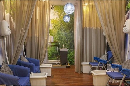 An Extraordinary Nature Spa in Katong